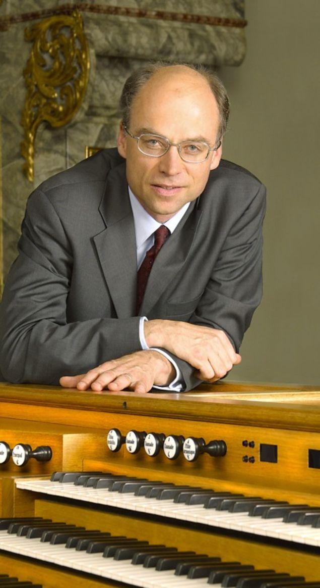 Играет Йоханнес Скудлик (орган, Германия)