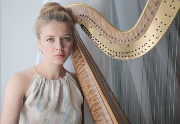 ДОРОГИ ЛЮБВИ: сопрано, арфа и орган